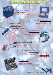 Sæson start Kr. 1.495 - VM Elektro