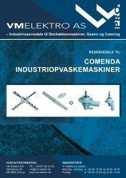Warewashing - VM Elektro