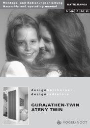 MA GURA-ATHEN Twin 09 5spr