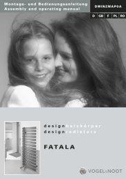 FATALA - Vogelundnoot.com
