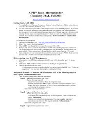 CPR Basic Information - UCLA