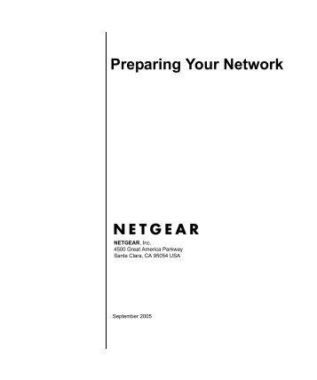 Preparing your network manual documentation - VPN Case Study Site