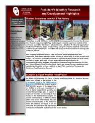 December 2012 - Research Norman & Tulsa Campuses - University ...