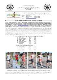 heel and toe online - Victorian Race Walking Club