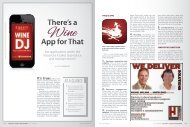 There's a App for That - Vineyard & Winery Management Magazine