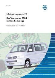 311 Der Transporter 2004 -Elektrische-Anlage - VolksPage.Net