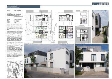 Msm Architekten msm meyer schmitz morkramer architekten köln wohnanlage