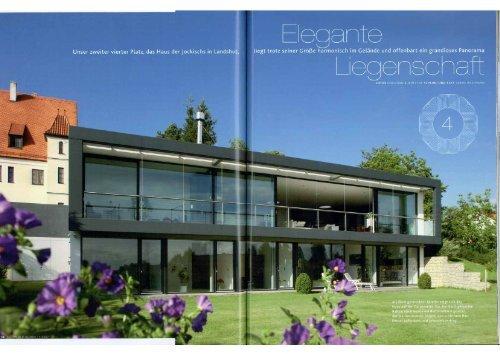 Haus Des Jahres 2007 In Schöner Wohnen 11 Architekten Hbh