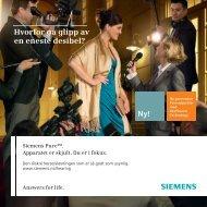 Pure brosjyre sluttbruker - Siemens Hearing Instruments