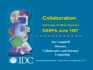 Collaboration Technology and Market Dynamics - Advanced ...