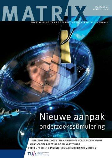 Nieuwe aanpak - Technische Universiteit Eindhoven