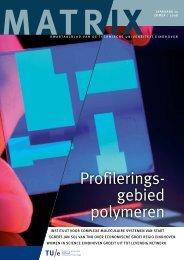 Profilerings- gebied polymeren - Technische Universiteit Eindhoven