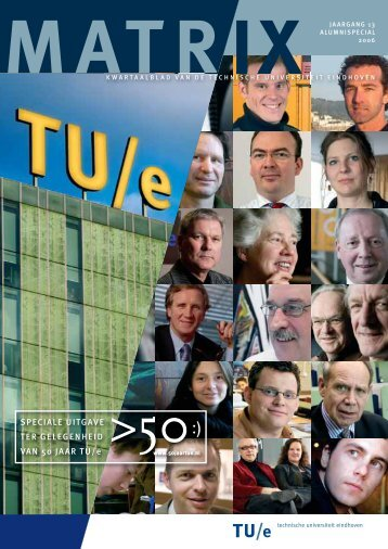 M A T R I X / A L U M N I - Technische Universiteit Eindhoven