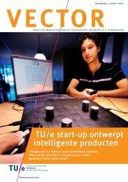 TU/e start-up ontwerpt intelligente producten - Technische ...