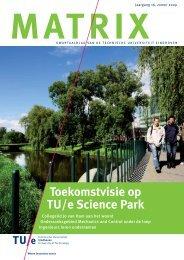 Toekomstvisie op TU/e Science Park - Technische Universiteit ...