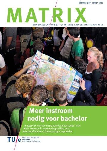 Jaargang 18, zomer 2011 ... - Technische Universiteit Eindhoven