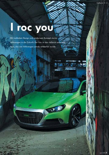 I roc you - Volkswagen