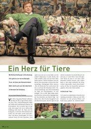 Ein Herz für Tiere - Volkswagen Österreich
