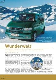 Wunderwelt - Volkswagen Österreich
