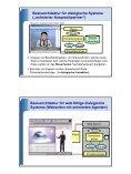 Simulierte Dialoge und interaktive Rollenspiele mit ... - About - Page 3