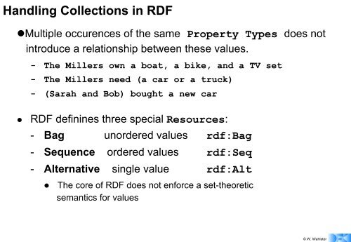 Introduction to RDF - About