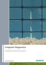 Computer Diagnostics - Siemens