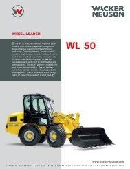 WHEEL LOADER - Wacker Neuson