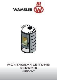 Montageanleitung_Riva - Wamsler GmbH