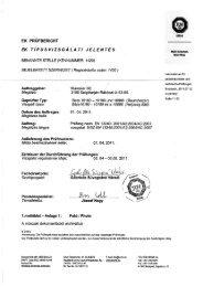 EN Prüfbericht_Beta NEU 2011 - Wamsler GmbH