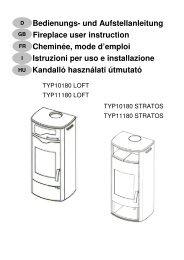 TYP10180 LOFT STRATOS 6_8 2011 v3 - Wamsler GmbH