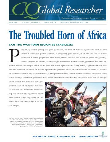 CQGR The Troubled Horn of Africa - WardheerNews