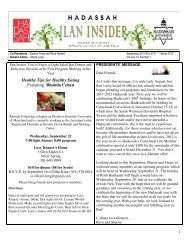 Healthy Tips for Healthy Eating Featuring: Rhonda Cohen