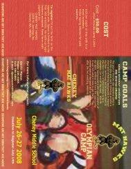 Mat Hawks Camp.pdf - Wrestling in Washington State and beyond