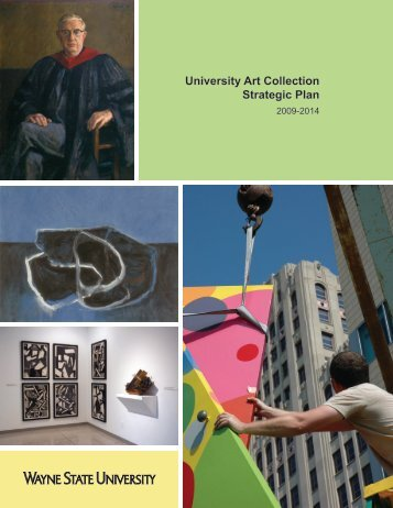 University Art Collection Strategic Plan