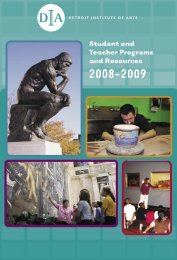 Student and Teacher Programs and Resources - Office for Teaching ...