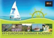 FP7-EuroPEan SummEr acadEmy - WBC-INCO Net