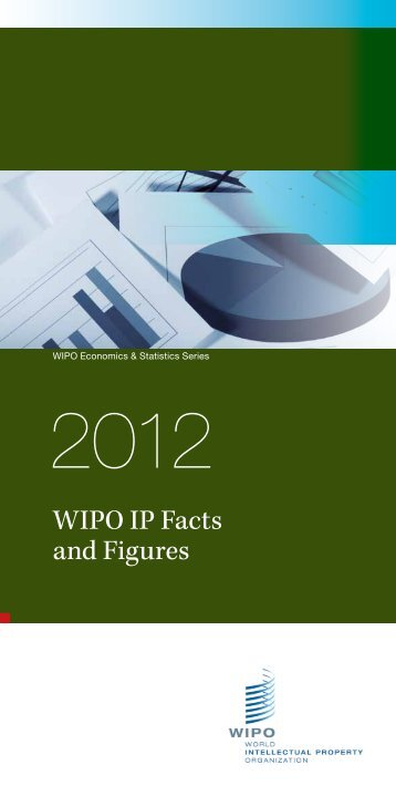 WIPO IP Facts and Figures - WBC-INCO Net