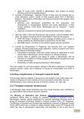 Transport sector research environment in ... - WBC-INCO Net - Page 7
