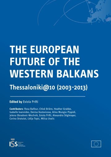 The European future of the Western Balkans: Thessaloniki@10