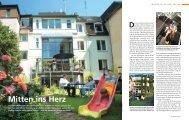 Mitten ins Herz - Architekt Rettberg, Köln