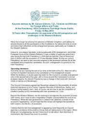 Download 24 / 05 / 2013 Keynote address by ... - Irish Presidency