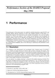 1 Performance - GSI