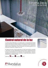 Sistema Deco. Cortina Vertical.pdf - Bandalux