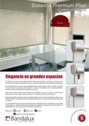 Sistema Premium Plus. Cortina Enrollable.pdf - Bandalux