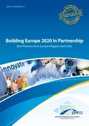 Best practices from regions and cities (PDF) - Sign In - Europa