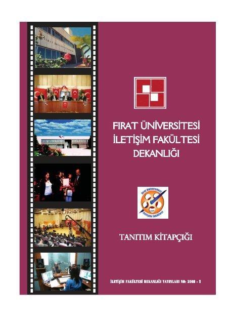 Iletisim Fakultesi Tanitim Kitapcigi Firat Universitesi