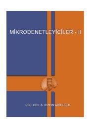 0 MİKRODENETLEYİCİLER - II Yağlıoğlu - 320Volt