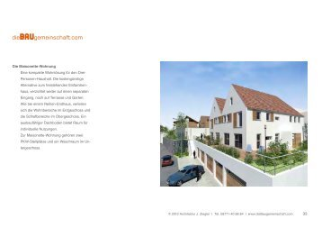 42 das loft eine ausgesprochen moderne  - architektur j.ziegler, Innenarchitektur ideen