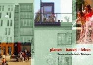 planen – bauen – leben - Wamsler Architekten