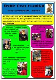 Term 2 Class Newsletter